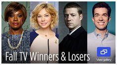 Fall TV Winners & Losers [Photos] | Yahoo TV - Yahoo TV