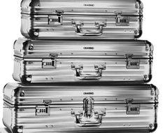 Rimowa Alloy Luggage