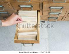 opened card drawer - Google zoeken
