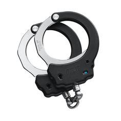 ASP Chain Handcuff - 2 Pawl Lockset (Blue-High Security): $44.20