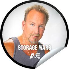 Storage Wars: Team Darrell Sticker | GetGlue