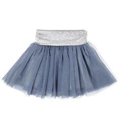 Kids on the Moon - Tutu skirt (blue)