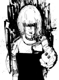 Blade Runner Art, Wednesday, Fan Art, World, Anime, Fictional Characters, Cartoon Movies, The World, Anime Music