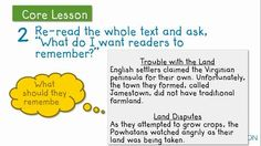 "In this lesson you will learn how to conclude an informational text by asking, ""How can I make sure readers remember this idea?"""