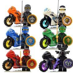 6 motor sets Minifigures Jay Cole Lloyd Building Toy fits... http://www.amazon.com/dp/B01DRVQJAI/ref=cm_sw_r_pi_dp_VbEmxb0QDCH4G