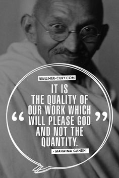 Mahatma Gandhi Quotes   Get a passion in life and stick to it as long as you have it. If it is doing good in the world and making you happy, then there is no need to do more and more and more and more. You have the capability to bring peace to your life