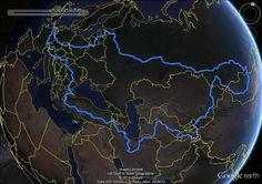 Matt's 60 mph Adventure: The route (Sorted) How To Raise Money, Sorting, Adventure, Adventure Nursery