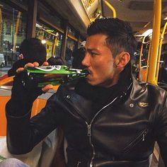 Hiroaki Iwanaga Kamen Rider Ooo, Actor Model, My Man, Actors, Instagram Posts, Actor