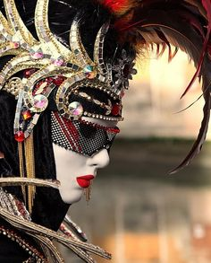 A mask on a mask! This is stunning.
