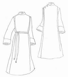 Clergy Vestments & Robes At Church Linens: Patterns