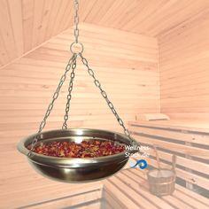 Sauna Wellness, Bathroom Stall, Steam Room, Saunas, Diy Ideas, Room Ideas, Wood Oven, Water, Homes