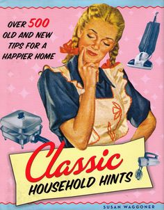 retro cleaning pictures - Google Search