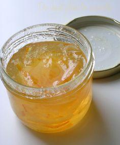 Marmelade de citrons et bergamotes