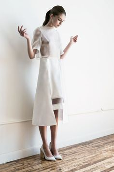 Spring+2015 collection inspiration home art fashion editorial white layers airy light style j+brand jbrand