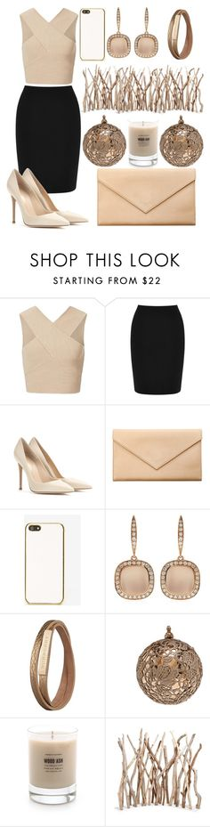"""""""Thank You."""" by kdfashiondesigner ❤ liked on Polyvore featuring Warehouse, Gianvito Rossi, Carré Royal, Skinnydip, Astley Clarke, Burberry, Goodwill, Baxter of California, women's clothing and women"""