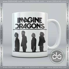 Coffee Mug Imagine Dragons Alternative Rock; Personalised Mugs ; Ceramic Mugs