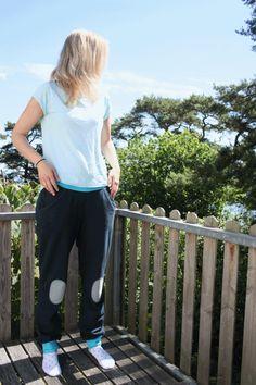 joggingpants / Jogginghose Burda easy FS 2012
