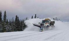 Snow Removal Equipment, Snow Plow, Police Cars, Big Trucks, Alaska, Colorado, Vehicles, White Gold, Building