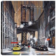 Brooklyn Jazz - Spring 2013 Release by Paul Kenton £745 Available NOW from Westover gallery 01202 297 682