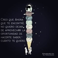 alternoamor:  Te quiero   #alternoamor #amor #tequiero...