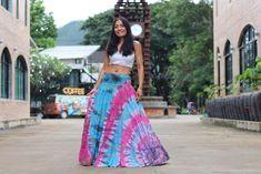 Tie Dye Skirt /Boho Tie Dye Skirt/ Long Skirt / Long Boho Skirt / Maxi Skirt / Full Length Skirt / Boho Beach Skirt / Modest Skirt / Cotton Wedding Dresses, Formal Dresses For Weddings, Boho Wedding Dress, Boho Dress, Cotton Dresses, Modest Skirts, Boho Skirts, Full Length Skirts, Beach Skirt