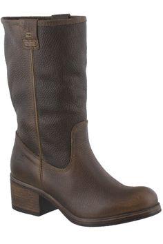Bullboxer - Lange Laarzen Driekwart - Damesschoenen | schoenen koop je bij Mishoe.nl