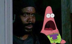 When Rick killed Gareth