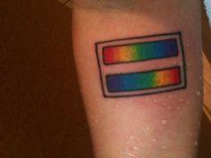 Lgbt tattoo that i want
