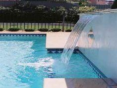 Tropical Pool, Fire, Outdoor Decor, Home Decor, Ideas, Decoration Home, Room Decor, Home Interior Design, Thoughts