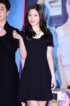 """Jung Chae-yeon Attends """"Live Again, Love Again"""" Press Conference"""