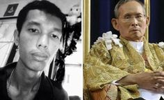 In a bizarre incident, a man in Thailand lands himself in jail after liking a photoshopped image of the King. He received a jail term of 30 years.