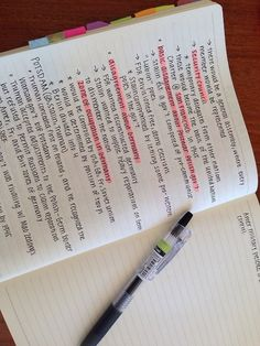 An Exapnle of good notes, neat, organized, and good hand writing. Those are some of the key things to good note taking.