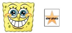 "Mask Pack - Spongebob Smile Face Mask - Includes 6X4"" (15X10Cm) Star Photo - http://moviemasks.co.uk/product-category/sample-product/mask-pack-spongebob-smile-face-mask-includes-6x4-15x10cm-star-photo"