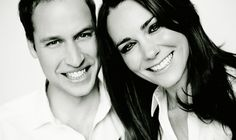 William & Kate Middletons - Mario Testino