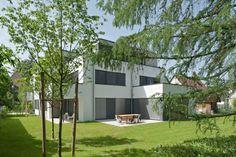 Mehrfamilienvilla Edition SW55 - muenchenarchitektur