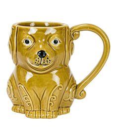 Look what I found on #zulily! Dog Mug by Boston Warehouse #zulilyfinds