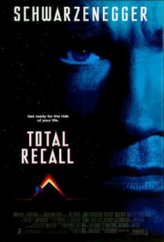 """Total Recall"" (1990). COUNTRY: United States. DIRECTOR: Paul Verhoeven. CAST: Arnold Schwarzenegger, Sharon Stone, Michael Ironside, Rachel Ticotin, Ronny Cox, Marshall Bell, Mel Johnson Jr., Michael Champion"