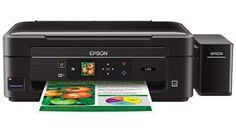Epson EcoTank L455 driver download Mac 10.13 (MacOS High Sierra), Windows 10 and Linux OS.