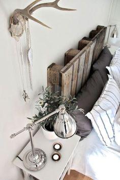 ob als bequeme rcklehne oder als aparte deko mit einem originellen bett kopfteil kannst - Kopfteil Plant Zu Bauen