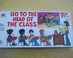 go to the head of the class game - Google Search