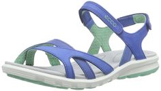 ECCO Women's Cruise Strap Sandal Sporty Sandal >>> Wow! I love this. Check it out now! : Outdoor sandals