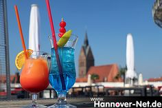 Summer Cocktail im Beachclub. Season Opening 2015