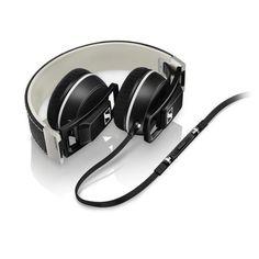 Sennheiser URBANITE On Ear Headphones with integrated microphone