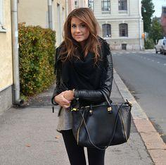 love the zara purse