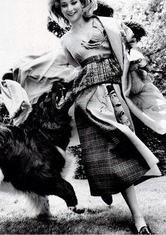 Jennifer Lawrence Vogue 2013