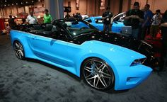 pimped out rides | 2010 Ford Mustangs for SEMA - Auto Shows - Car and Driver