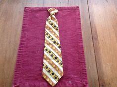 Vintage 1970's Men's Clip On Necktie Mod by Vintagewearsforever, $8.00
