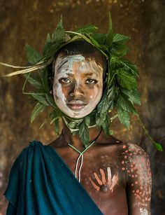 Ethiopia. Photography by Steve McCurry