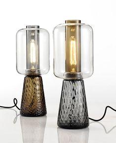 Ensemble Lamp By Elena Salmistraro - InteriorZine