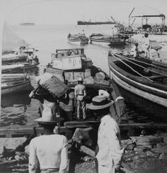 Puerto de Ponce, Puerto Rico (1899)